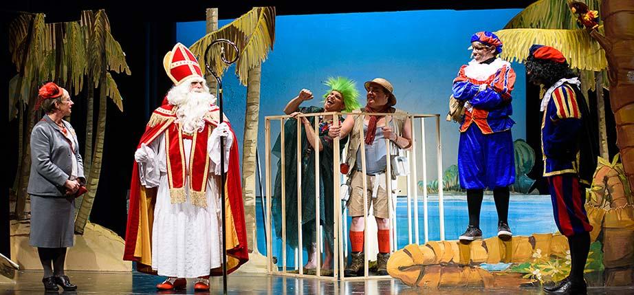 Sniffel, Snuffel en de staf van Sinterklaas (2016)