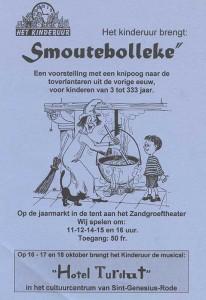 1998: Smoutebolleke