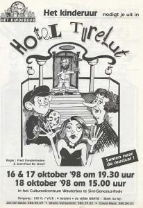 1998: Hotel Turelut