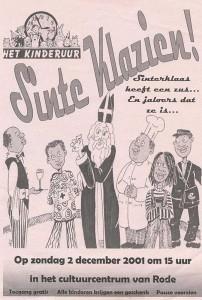 2001: Sinte Klazien
