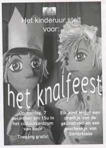 2003: Het knalfeest