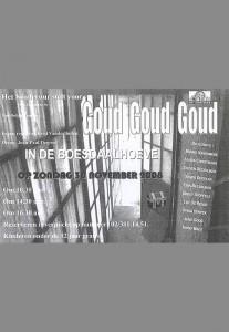2008: Goud… goud… goud