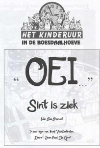 2010: Oei… Sint is ziek