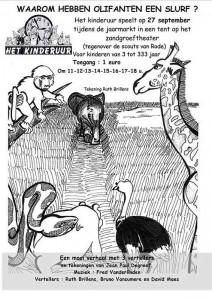 2013: Waarom hebben olifanten een slurf?
