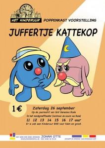 2015: Juffertje Kattekop