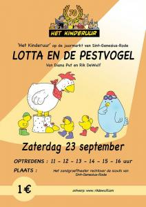 2017: Lotta En De Pestvogel