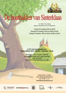 2019: De houthakker van Sinterklaas