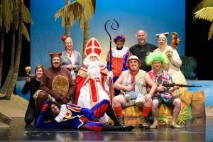 Sniffel, Snuffel en de staf van Sinterklaas